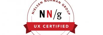 UX Certification – Nielsen Norman Group